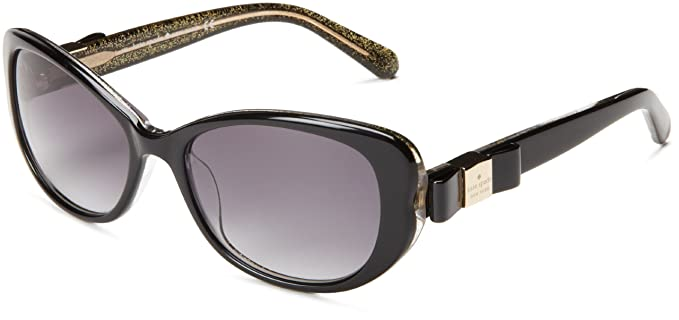 Kate Spade Gafas de sol CHANDRA/S 0X84 negro 53MM: Amazon.es ...