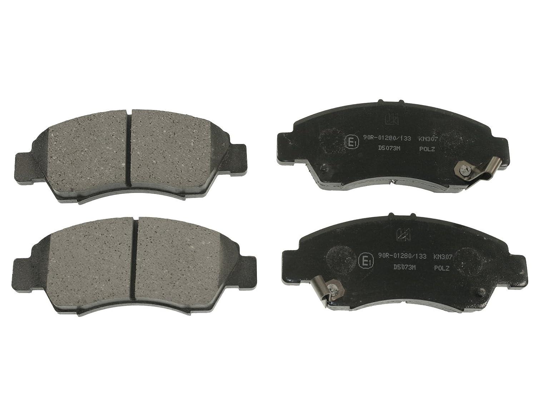 pack of four Blue Print ADH24253 Brake Pad Set