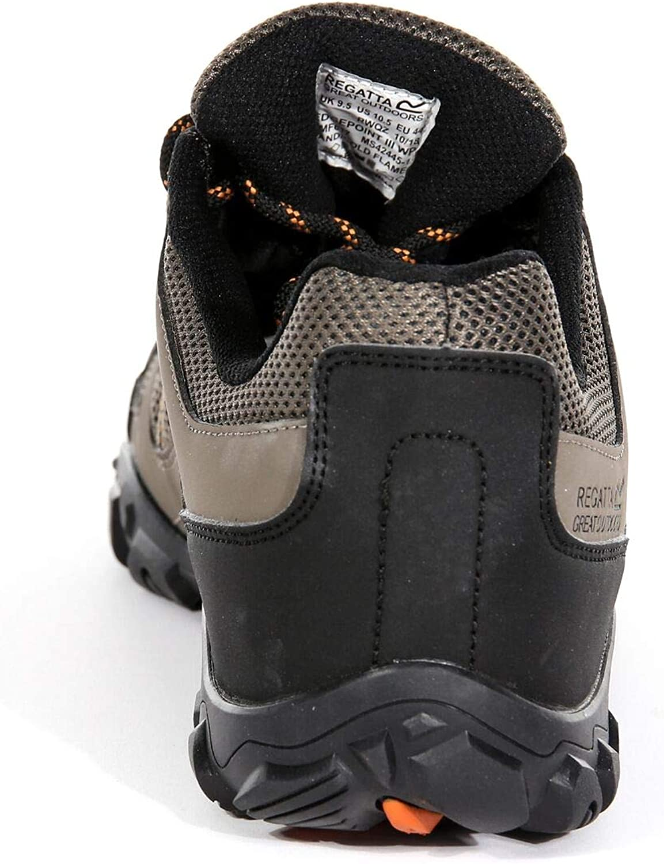 Regatta Chaussures Techniques de Marche Basses Edgepoint III Zapato para Caminar para Hombre