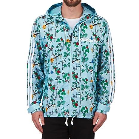 giacca adidas colorata