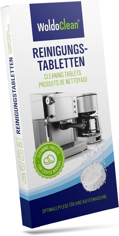 woldo Clean pastillas de limpieza Ampolla 100 Blister: Amazon.es ...
