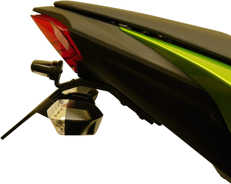 Z 250 SL 15-19 Evotech Performance EP Tail Tidy compatible with Z 125//125 Ninja 2019