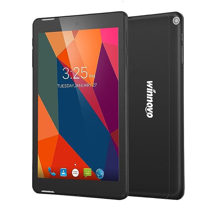 37 opinioni per Winnovo M866 Tablet Android 6.0 con Wifi offerte, Schermo Touch da 8 pollici IPS