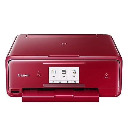 Canon PIXMA TS8052 Inyección de Tinta A4 WiFi Negro - Impresora multifunción (Inyección de Tinta, 2400 x 4800 dpi, A4, 216 x 297 mm, Color, Cama ...