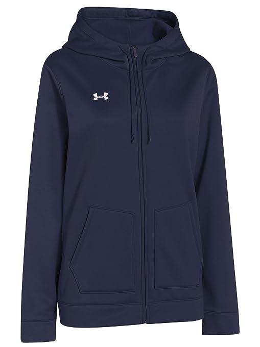 a70535e7ce Under Armour Women's UA Storm Armour Fleece Full Zip Hoody