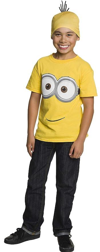 Disfraz de Minion infantil: Amazon.es: Juguetes y juegos