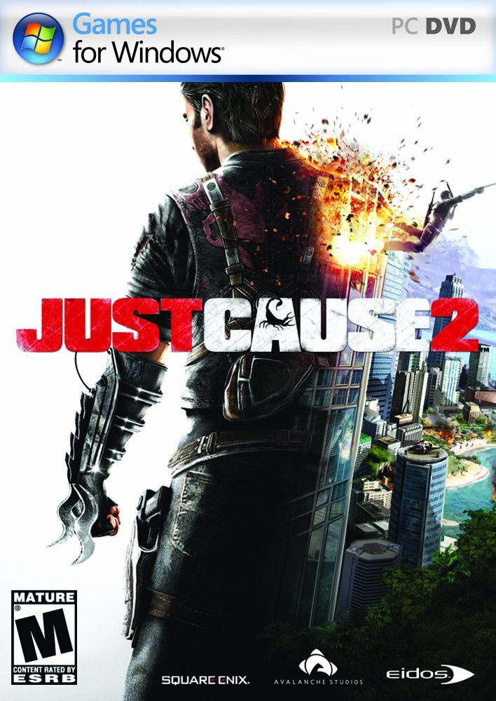 Amazon Com Just Cause 2 Pc Video Games