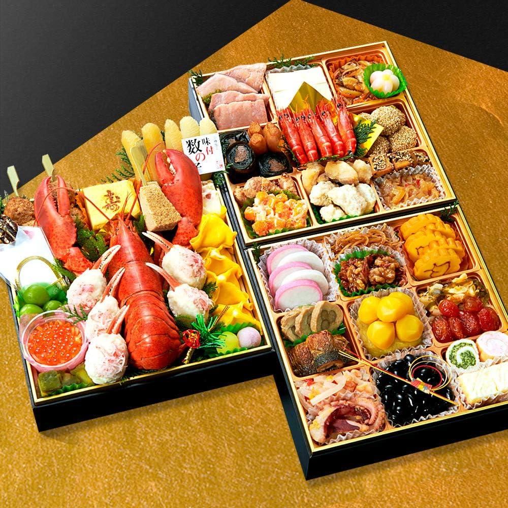 【小樽きたいち】安くて美味しい「海鮮おせち秀峰」に注文殺到中!