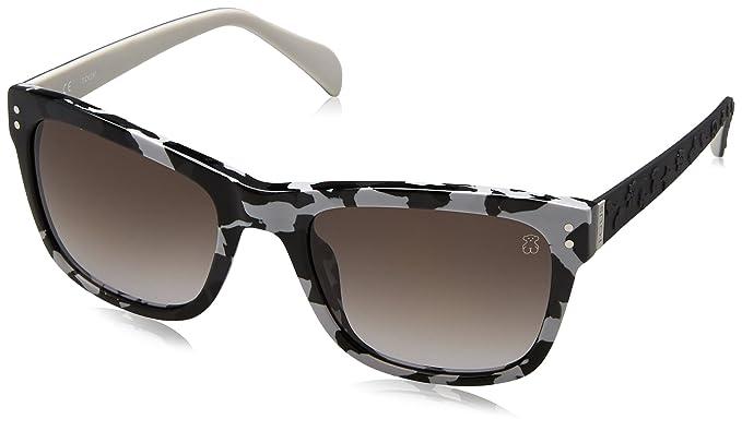 Tous STO829-5207RG, Gafas de Sol para Mujer, Shiny Grey/Black, 52: Amazon.es: Ropa y accesorios