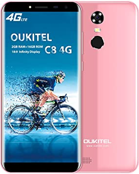 OUKITEL C8 - 5,5