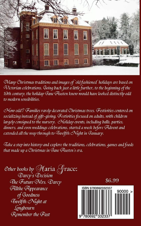 Amazon.com: A Jane Austen Christmas: Regency Christmas Traditions (A ...