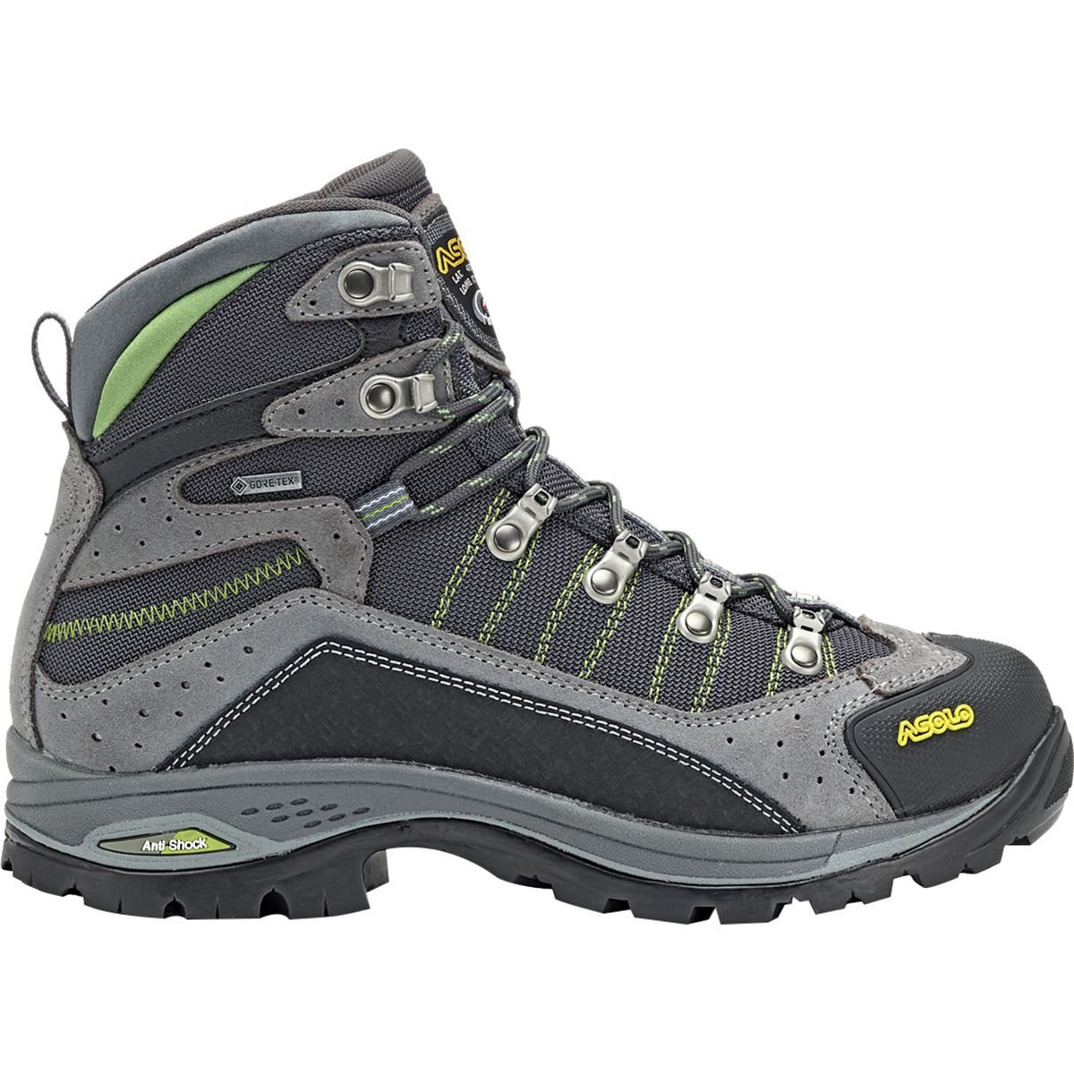 Asolo Drifter GV Evo Boot - Women's B07DCDM1XN 6 B(M) US|Donkey/English Ivy