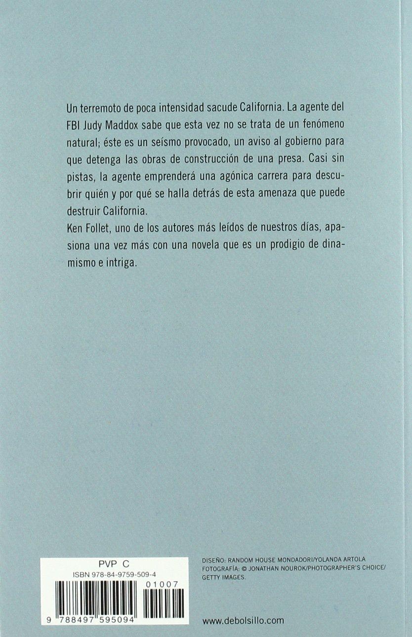 Amazon.com: En la boca del dragon / The Hammer of Eden (Spanish Edition) (9788497595094): Ken Follett: Books