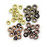 We R Memory Keepers Eyelets for Scrapbooking, Warm