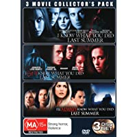 I Know What You Did Last Summer: Trilogy (DVD)