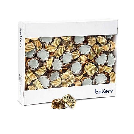 Decora 5339795 CF 2500 - Molde de papel para horno (32 x 22 mm ...