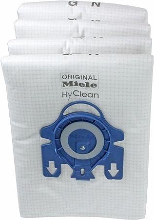 MIELE aspirateur poussière hoover sacs GN TT5000 S5261 chat et chien filtre Authentique x 4