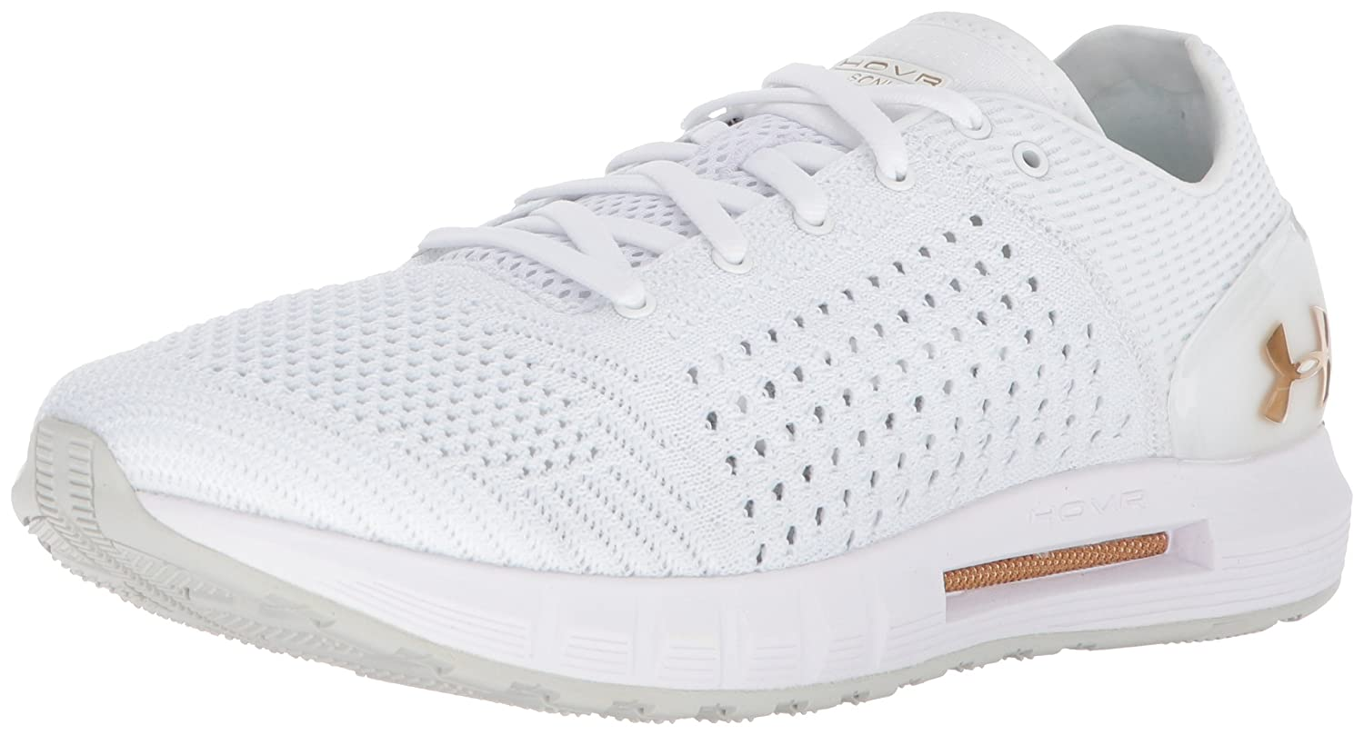 Under Armour Women's HOVR Sonic NC Running Shoe B075125321 10 M US|White (102)/Elemental