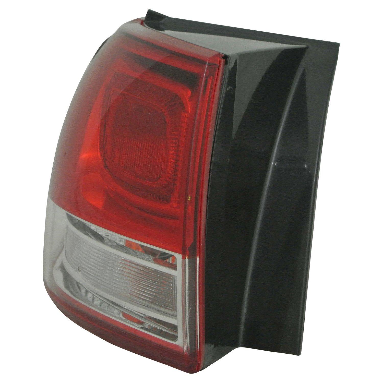 TYC 11-6780-00-9 Replacement Left Tail Lamp for Kia Sorento