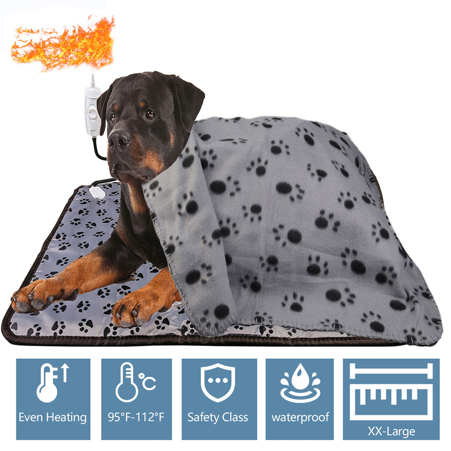 Wangstar Indoor Pet Heat Pad
