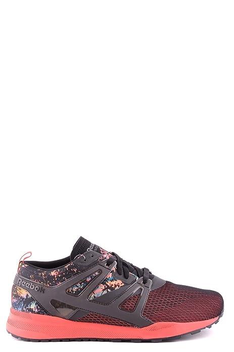 Reebok Hombre Mcbi253001o Multicolor Tela Zapatillas: Amazon.es: Zapatos y complementos
