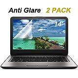 """[2 Pack] 14"""" Anti Glare Anti Scratch Laptop..."""