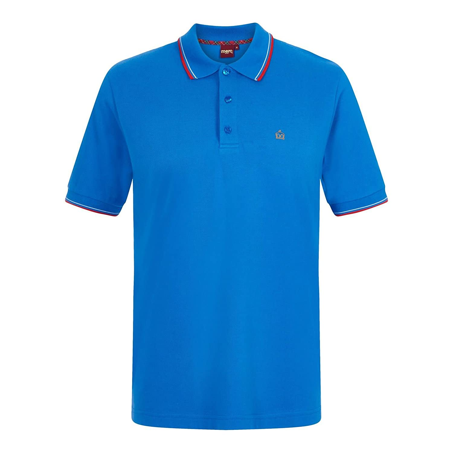Merc of London Card, Polo para Hombre: Amazon.es: Ropa y accesorios