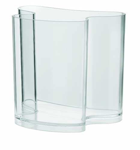 Guzzini Vaso decorativo//Parag/üero Nuvola Home 32 x 24.7 x h60 cm