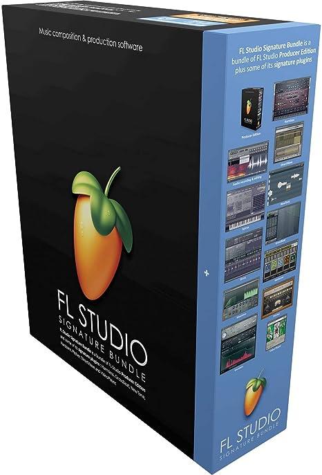 Image Line FL Studio 20 Signature Edition: Amazon.es ...