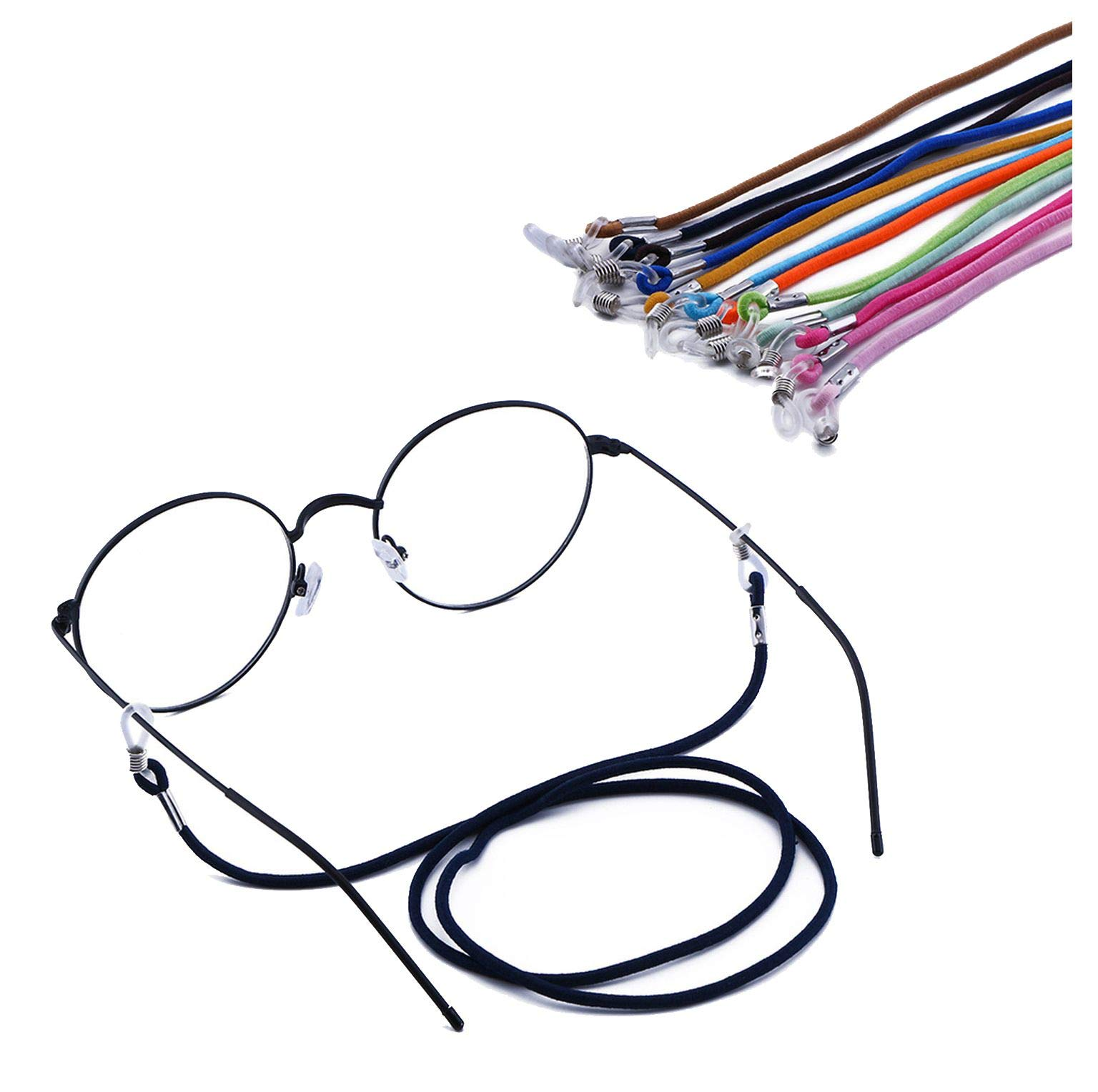 Glasses Spring Chain Eyewear Cord Reading Glassesful Cord 120pcs by RHYS DOBSON