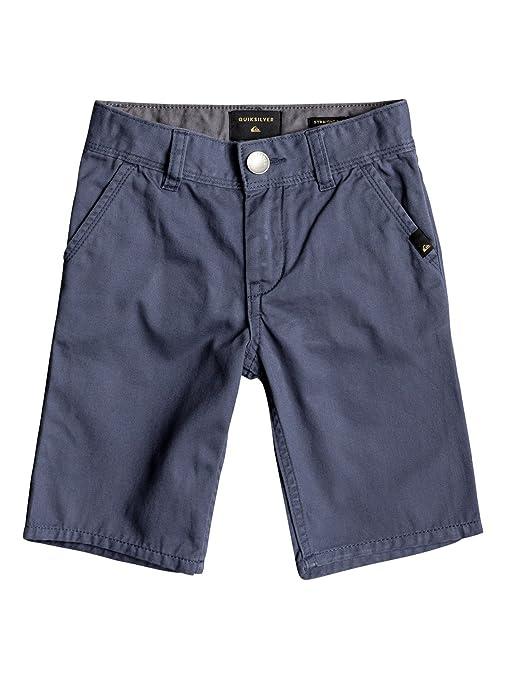 Quiksilver Everyday Light - Chino Shorts for Boys EQKWS03135: Quiksilver:  Amazon.co.uk: Clothing