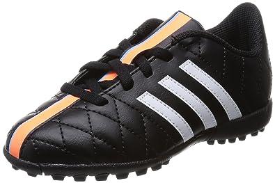 finest selection e2a75 15ad6 adidas Performance 11 Questra TF J, Chaussures de Football Mixte Enfant,  Noir (Core