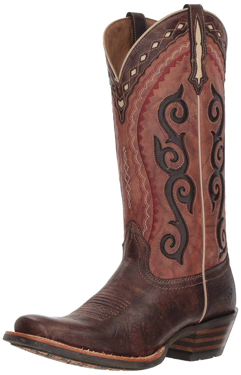 be56aad9ce6 ARIAT Women's Cowtown Cutter Western Boot