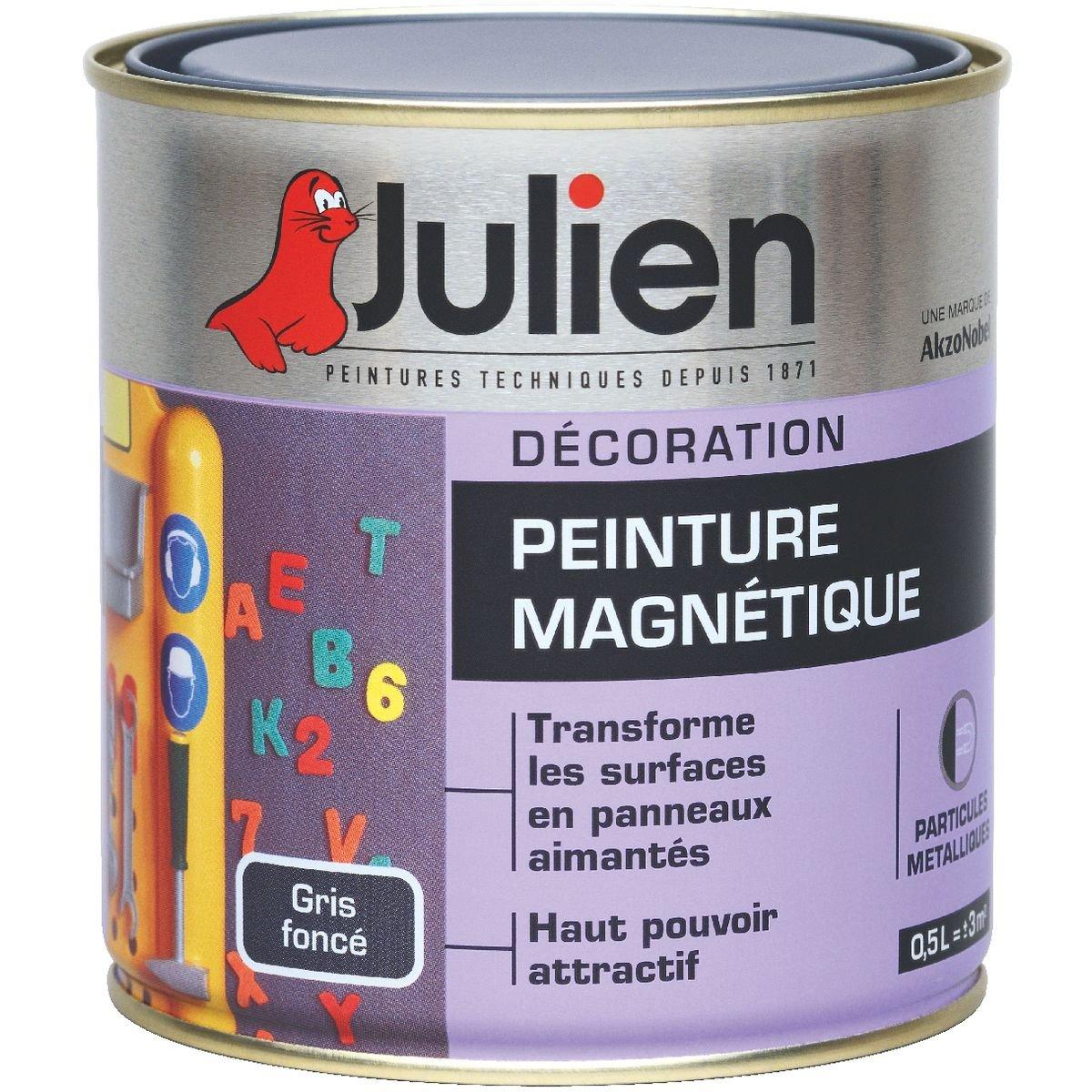 peinture magnetique julien