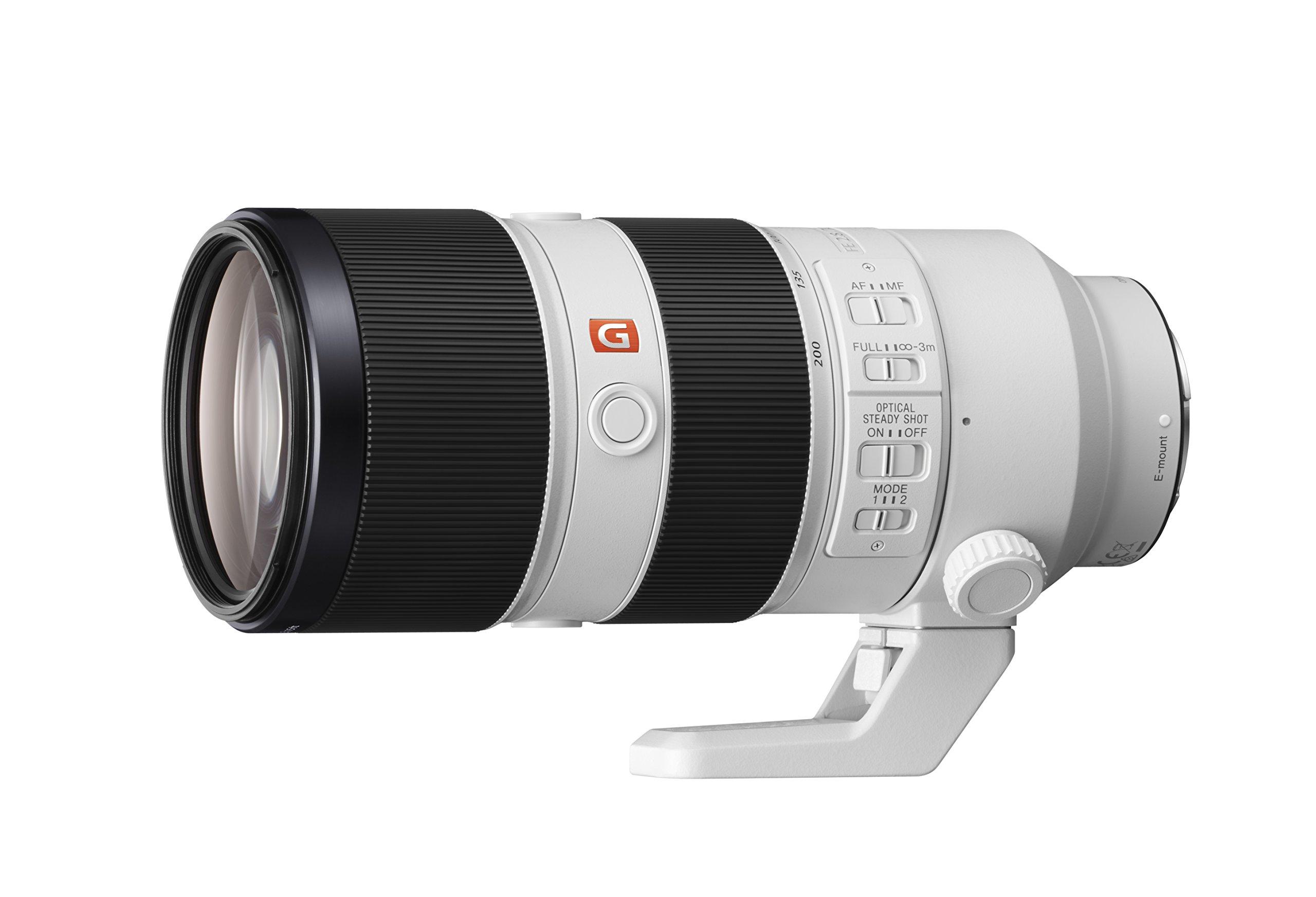 Sony FE 70-200mm f/2.8 GM OSS Lens by Sony