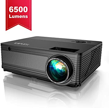 Proyector YABER Native 1080P Proyector LED 5500 Lux Full HD ...