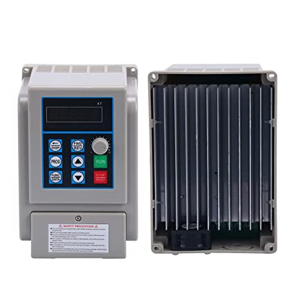 Automation, Motors & Drives AC220V 1.5KW VFD Variable Frequency Drive Inverter Speed Controller Converter im