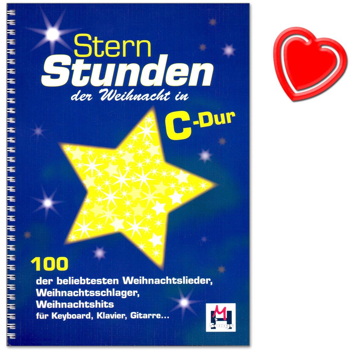 Sternstunden der Weihnacht in C-Dur - 100 der beliebtesten ...