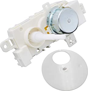 Supplying Demand W10537869 Dishwasher Diverter Valve Motor Compatible With Whirlpool Fits 2684962, PS5136127