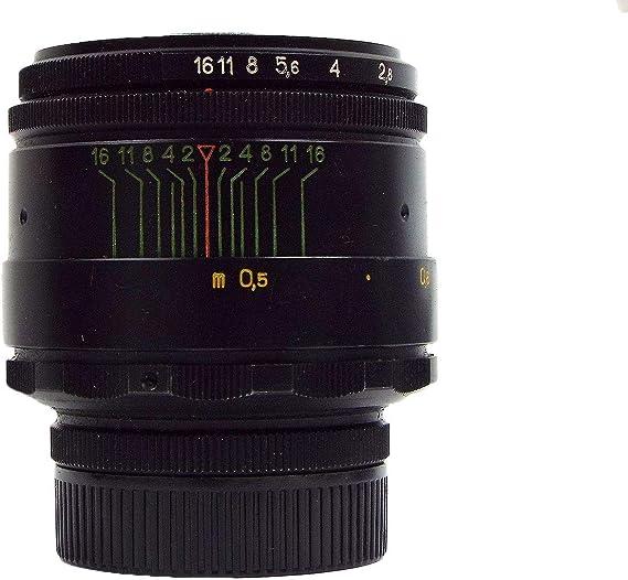 Amazon オールドレンズ Helios 44 2 58mm F2 M42マウント