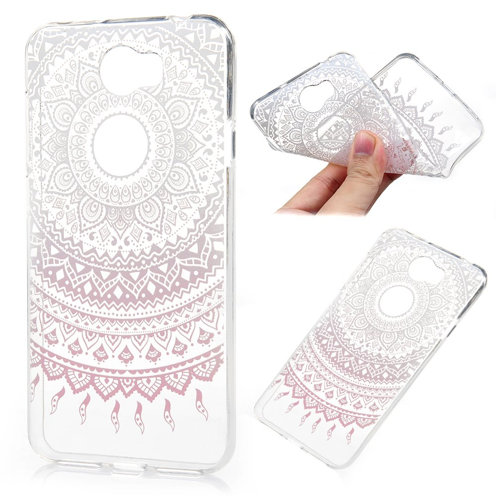 coque huawei y5 ii silicone transparente