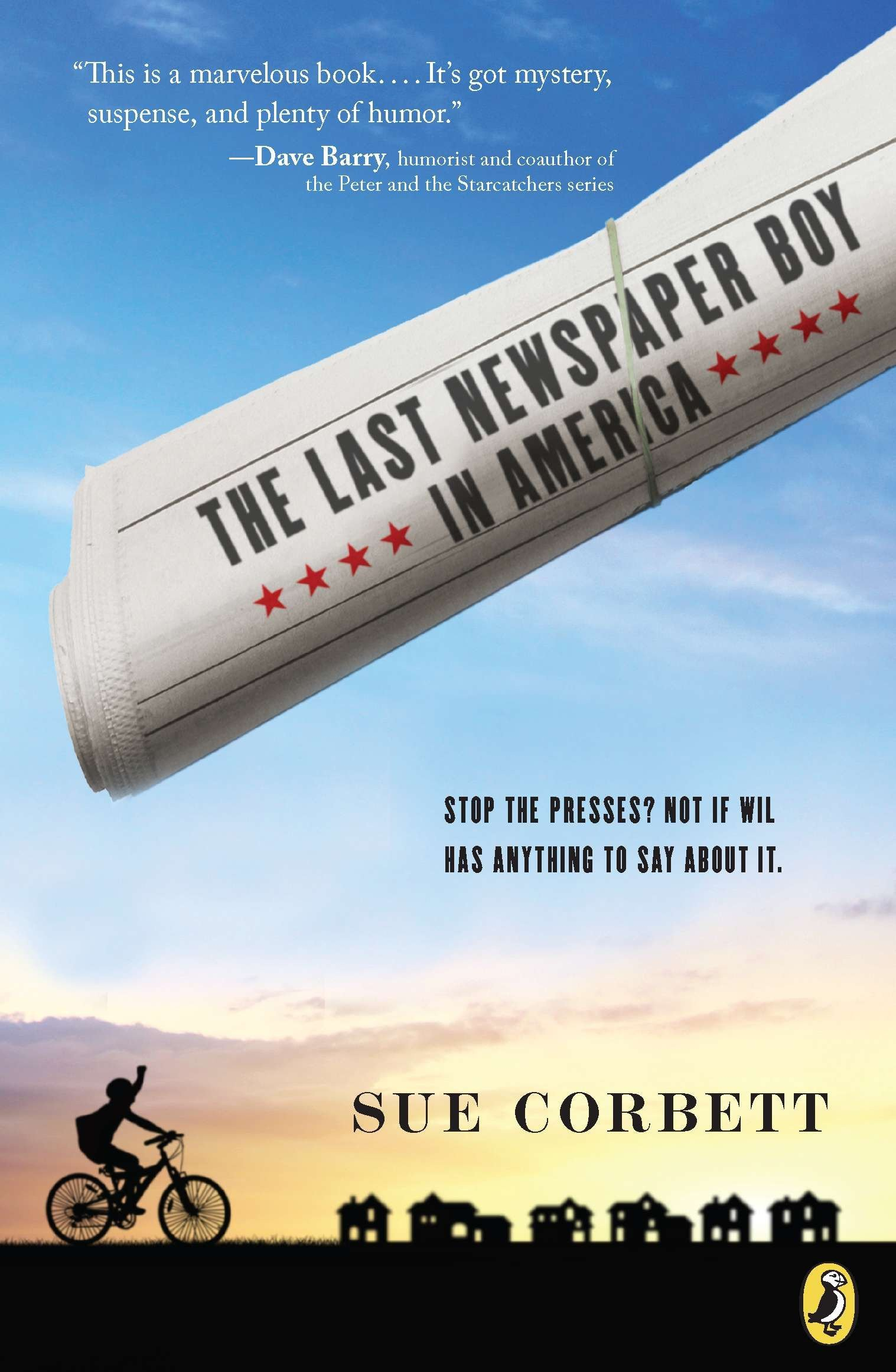 Read Online The Last Newspaper Boy in America ebook