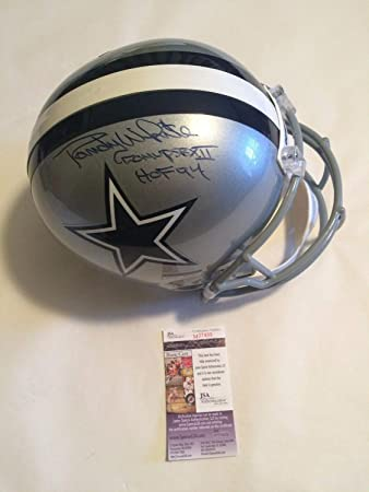 880984e5 Image Unavailable. Image not available for. Color: Randy White Autographed  Signed Fs Dallas Cowboys ...