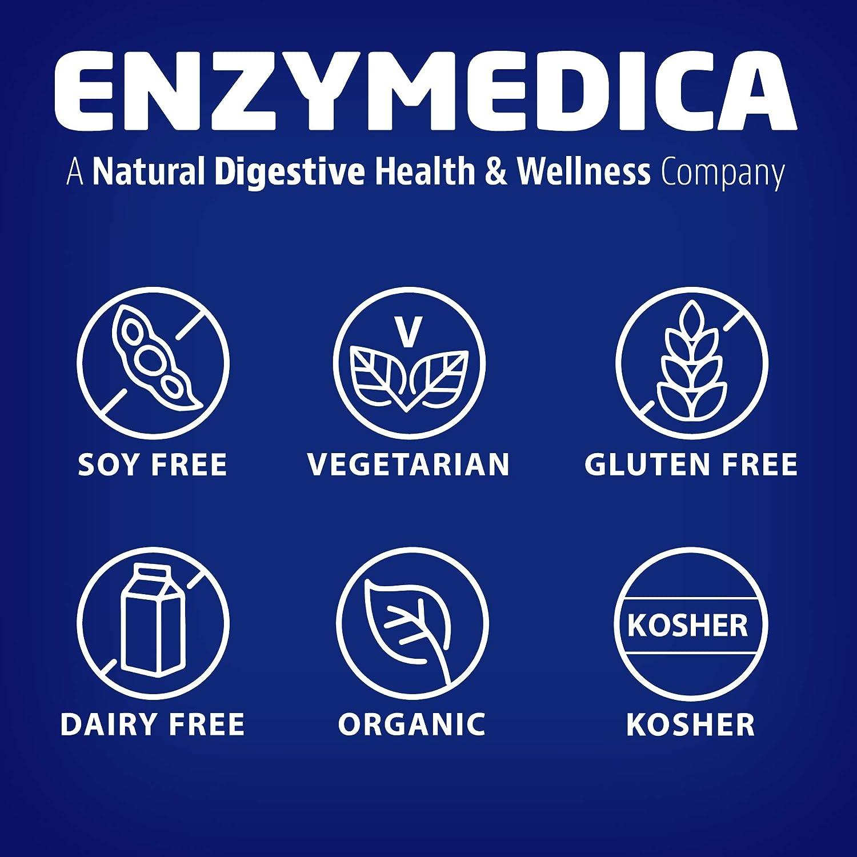 Amazon.com: Enzymedica – allerase – 60 Count, 60, Default, 1 ...