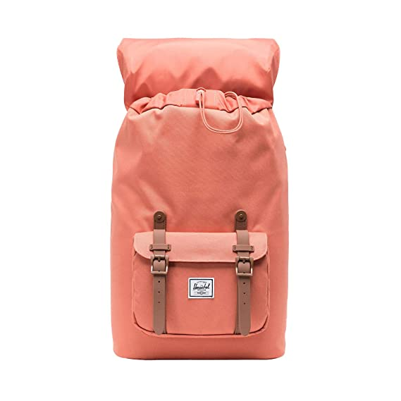 a864172bc2624 Herschel Bags Collection Little America Rucksack 40 cm apricot Brandy - Saddle  Brown  Amazon.de  Koffer