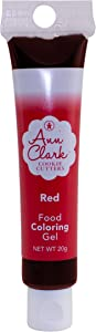 Ann Clark Cookie Cutters Red Food Coloring Gel, 20g
