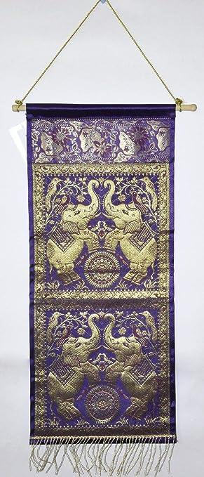 Rajasthani Magazine Holder Pocket Door Hanging Organiser Decorative Impressive Door Magazine Holder