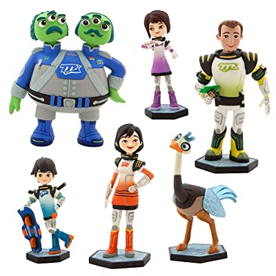 Disney Miles From Tomorrowland Figure Play Set: Toys & Games