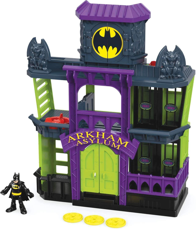 Fisher-Price Imaginext DC Super Friends, Arkham Asylum