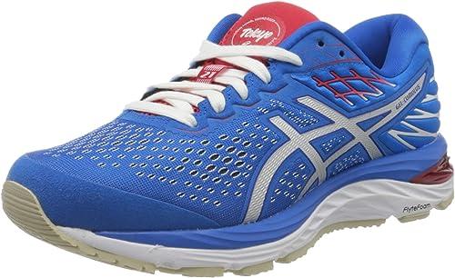ASICS 1012A669-400_37,5, Zapatillas de Running para Mujer, Azul, 37.5 EU: Amazon.es: Zapatos y complementos